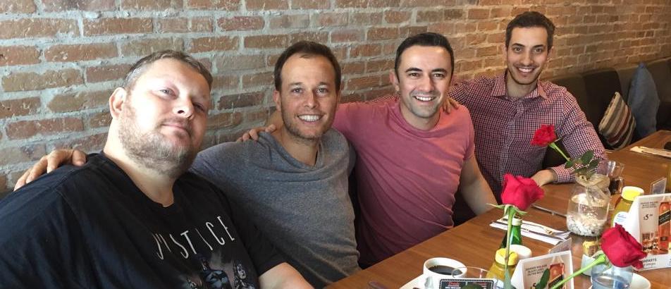 dean steinbeck horizen development team
